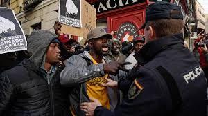 Policías y guardias civiles piden a la ministra de Igualdad